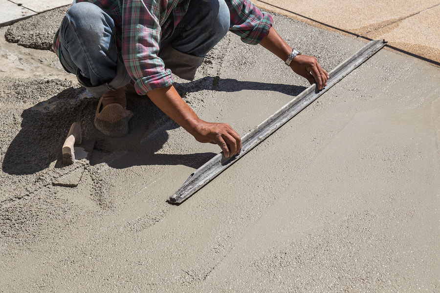 This is a picture of concrete repair services.